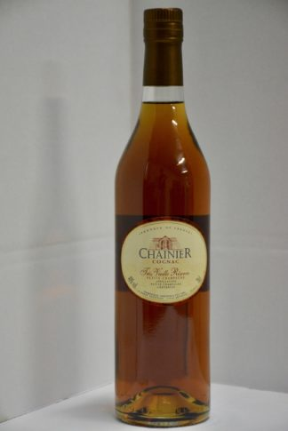 Bouteille de Cognac TVR