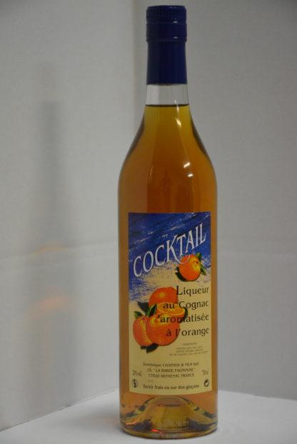 bouteille de cocktail